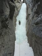 Rock Climbing Photo: Second pitch