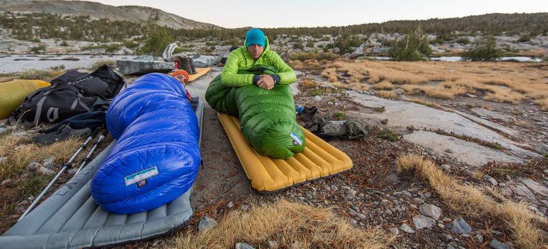 enjoy winter camping!