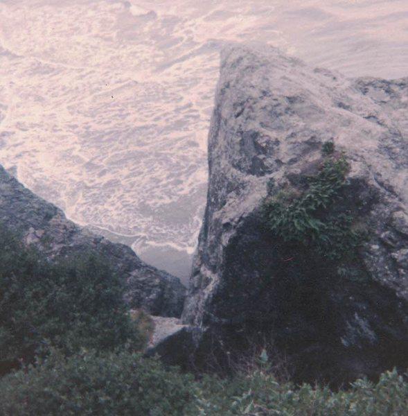 Rock Climbing Photo: hmmnn