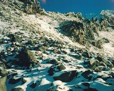 Rock Climbing Photo: sunny