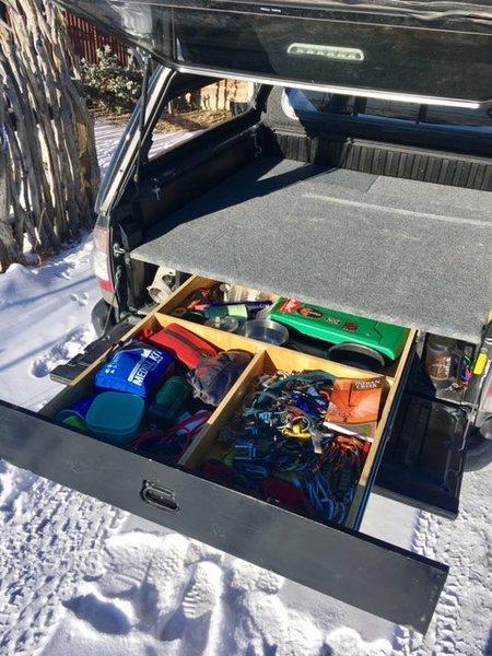 Tacoma Bed/Drawer