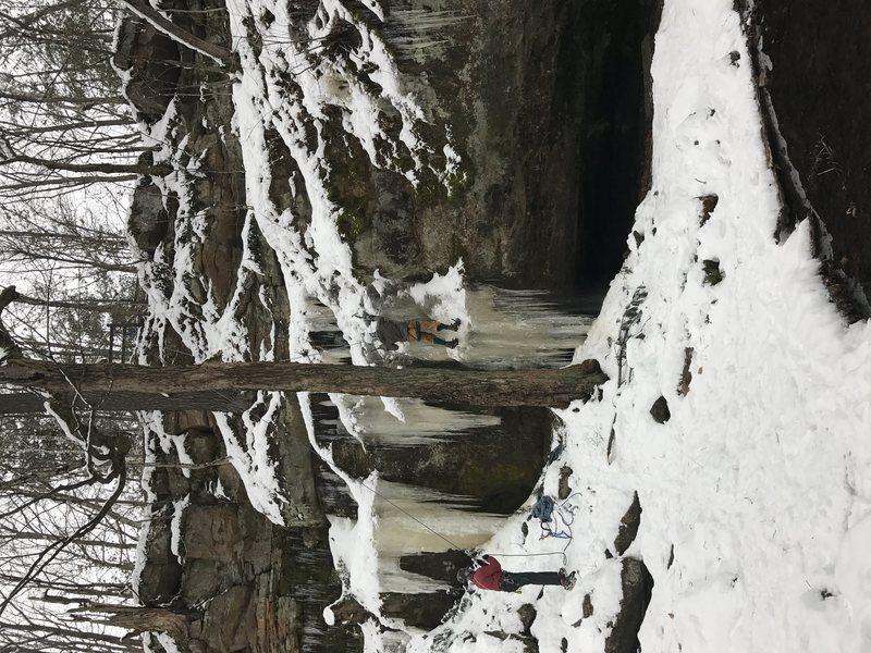 Stephans Falls Left