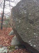 Rock Climbing Photo: Egg Hunt.