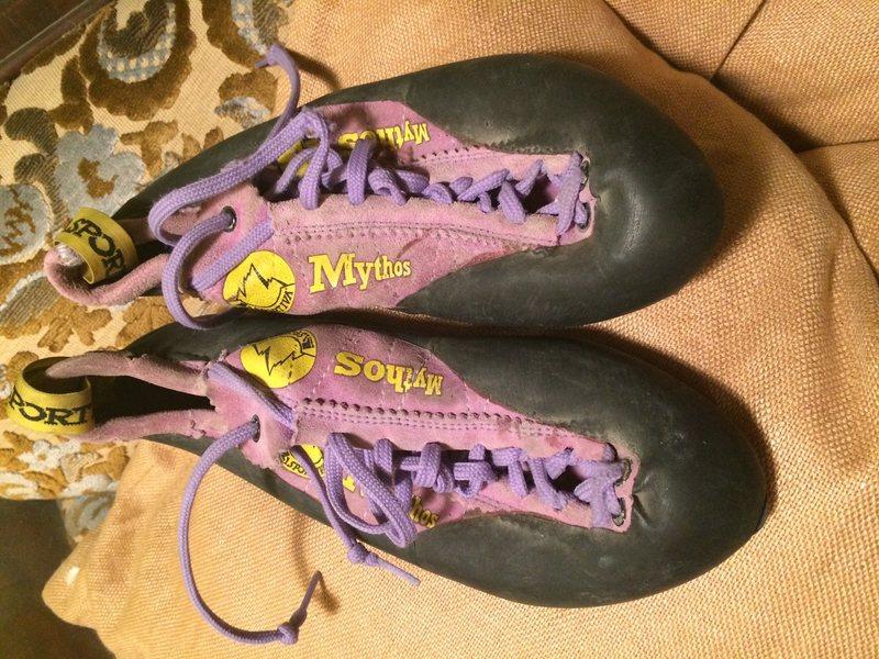 Mythos (purple) size 42
