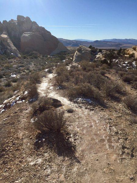 Rock Climbing Photo: Sandstone Quarry