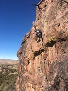 Rock Climbing Photo: Great views