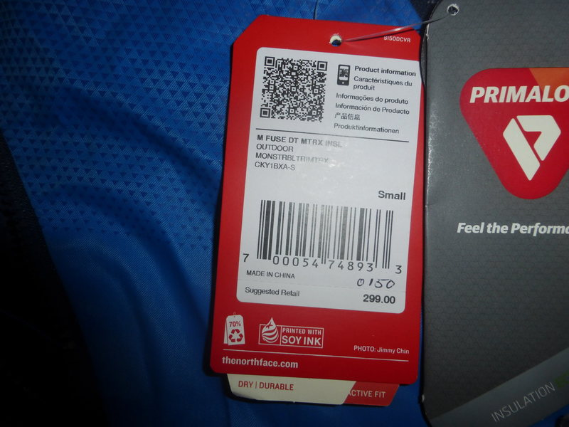 Hardshell tag
