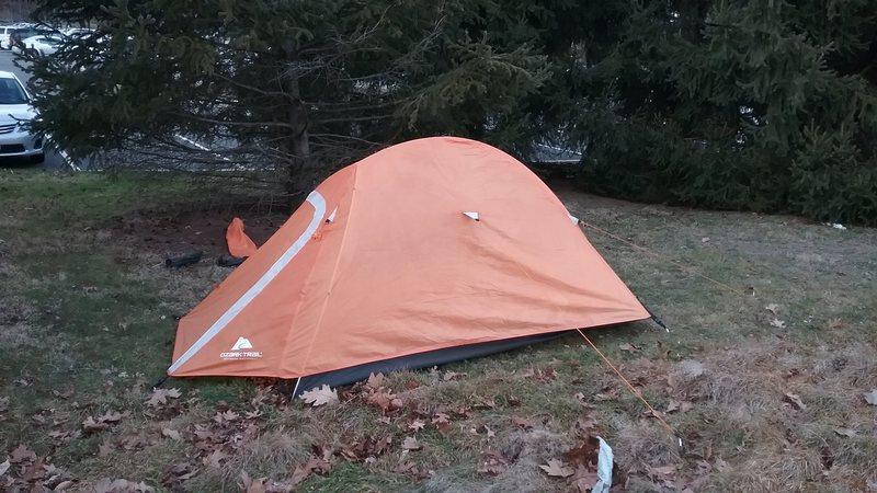 OT 1 person tent