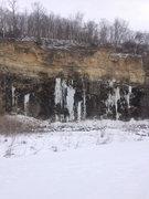Rock Climbing Photo: quarry center