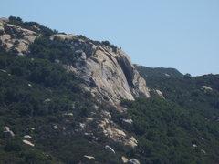 Rock Climbing Photo: North T Dome.