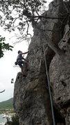 Rock Climbing Photo: East pillars climbs