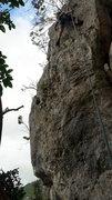 Rock Climbing Photo: The roooockey