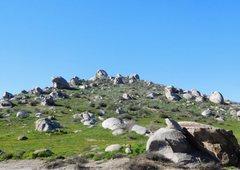 Rock Climbing Photo: The mane hill at the Lion's Den, Menifee