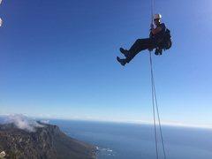 Rock Climbing Photo: Table Mt