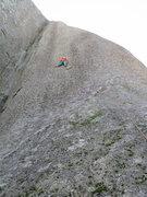 Rock Climbing Photo: Paal