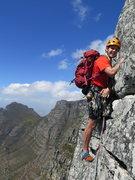 Rock Climbing Photo: Kai