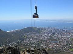 Rock Climbing Photo: Cape Town