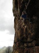 Rock Climbing Photo: Silver Mine