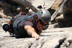 Rock Climbing Photo: It hurts so good
