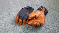 Vertical SV glove