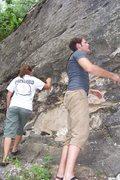 Rock Climbing Photo: Sean Riichmond