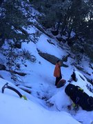 Rock Climbing Photo: Tha magic tools!!