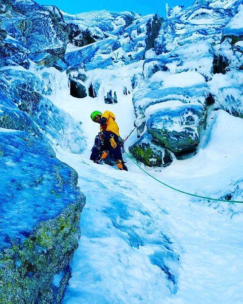 Super alpinisto mixed madness!!