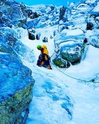 Rock Climbing Photo: Super alpinisto mixed madness!!