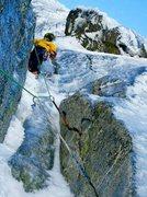 Rock Climbing Photo: First ascent into dream land!!