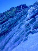 Rock Climbing Photo: So Cal. back country flows!!