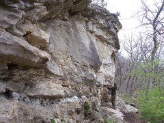 Rock Climbing Photo: Bouldering Area