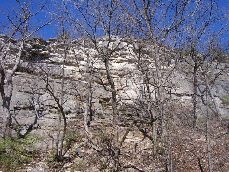 Rock Climbing Photo: Capen