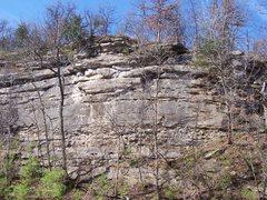 Rock Climbing Photo: Drive-in