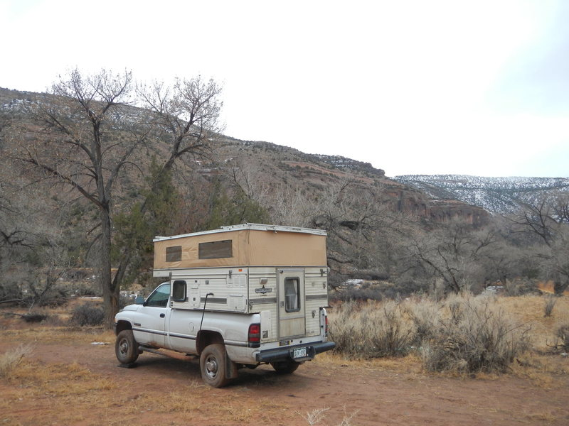 escalante canyon
