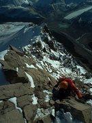 Rock Climbing Photo: Mount Wilcox, Canada