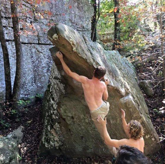Rock Climbing Photo: Too Classic.