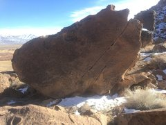 Rock Climbing Photo: Chrysler Crack.