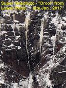 "Rock Climbing Photo: ""Supertelephoto"" of ""Drool"" fr..."