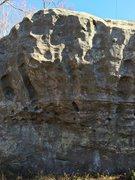 Rock Climbing Photo: Davey Crocket