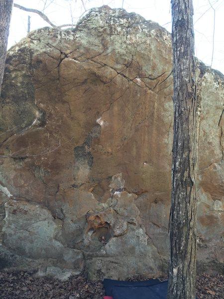 Rock Climbing Photo: Texas Revolution