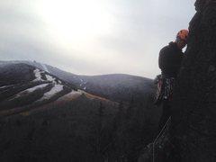 Rock Climbing Photo: Artists Bluff