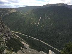 Rock Climbing Photo: WG Top out