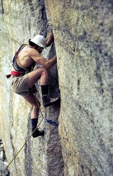 Rock Climbing Photo: rgold on Sound and Fury, Skytop, BITD