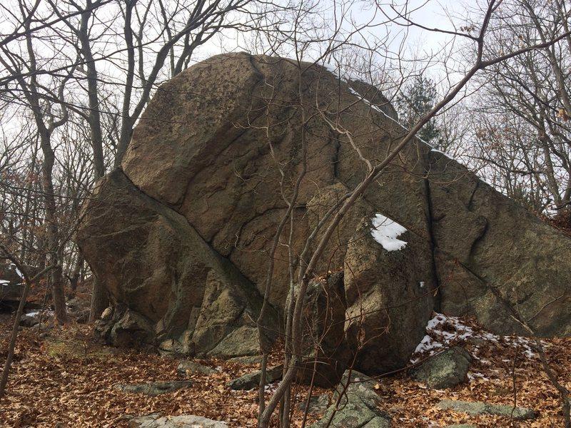 Phaeton Rock.