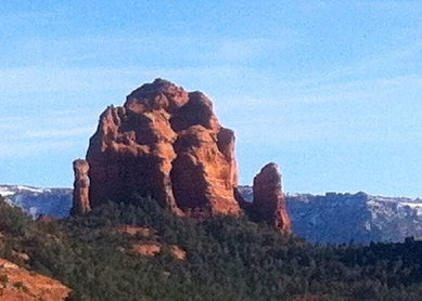 Rock Climbing Photo: North Face Japhead: showing L>R: Tower of Babyl...