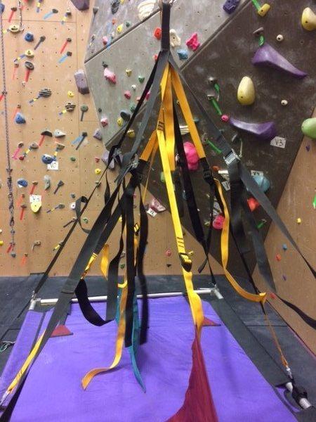 Rock Climbing Photo: TNF portaledge