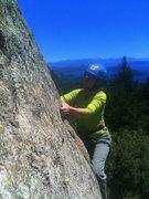 Rock Climbing Photo: Argentina