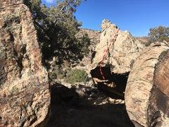 Rock Climbing Photo: Viewing the south corner beside Beginnings Boulder...