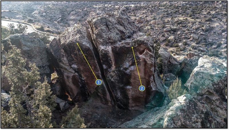 Rock Climbing Photo: 2. Siberian Breaks.