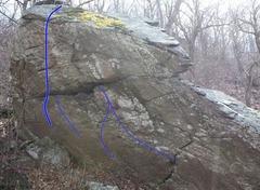 Rock Climbing Photo: 12.2 boulder